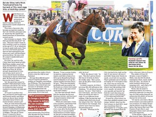 In the news! The Racing Paper